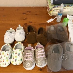 Other - Never worn baby shoes